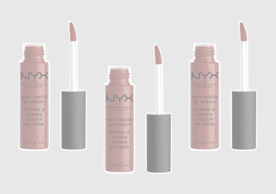 Nyx Mega Shine Lip Gloss (Sponge Cake) Product Review