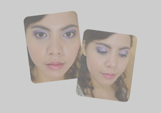 Smokey Eye Tutorial: Purple Pop