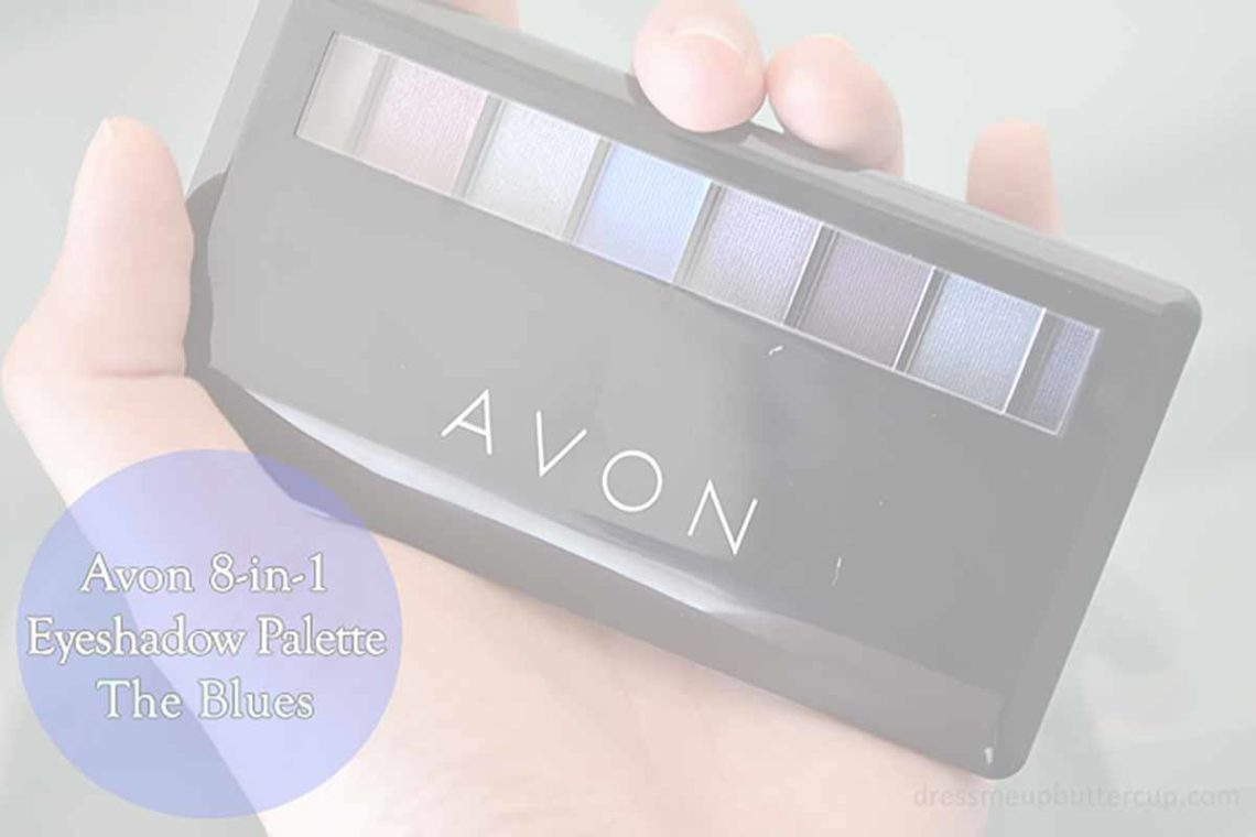 Avon 8 in 1 Eyeshadow Palette Product Review