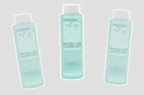 Formula 10.0.6 So Totally Clean Everyday Cleanser Product Review