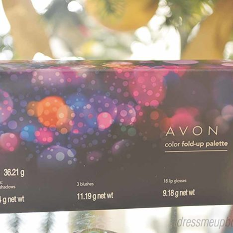 Avon 8 in 1 Eyeshadow Palette Review And Swatches (The Greens and Metallics)