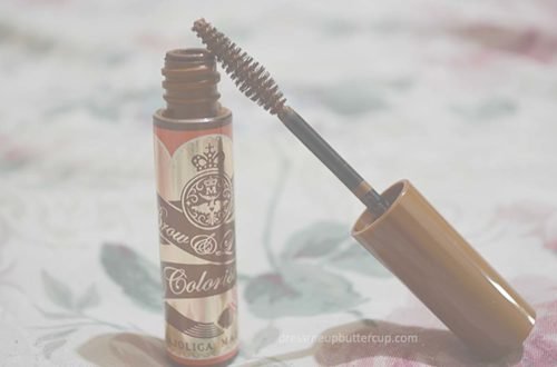 Majolica Majorca Brow And Lash Colorist Product Review