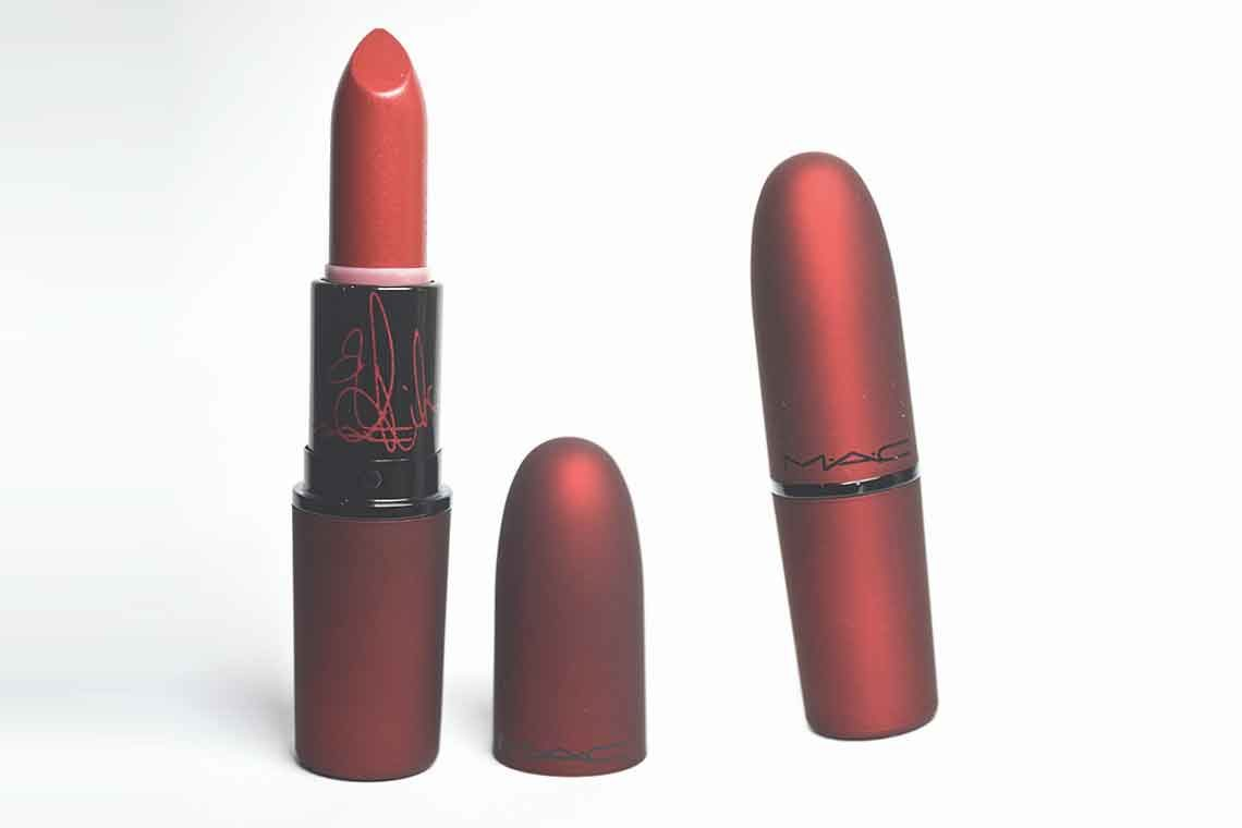 MAC Viva Glam Rihanna Lipstick Product Review, Photos and Swatches