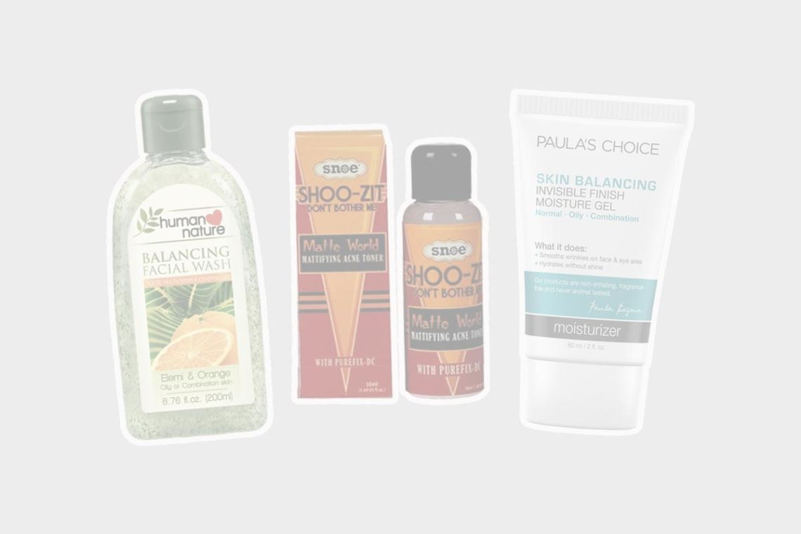 Top 3 Skin Care Products For Oily Skin That Work Magic For Me