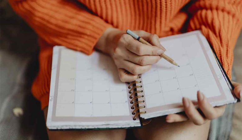 5 Ways To Make You Stay Motivated and Productive All Week Long