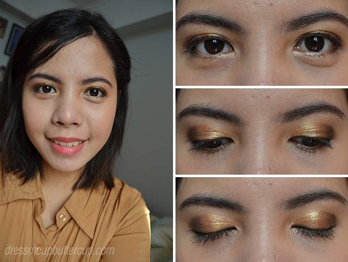 Simple Holiday Makeup Look You Can Try