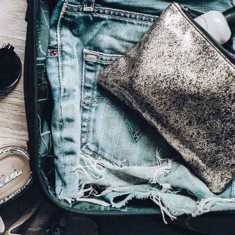 5 Secrets On How To Pack Light Every Time You Travel